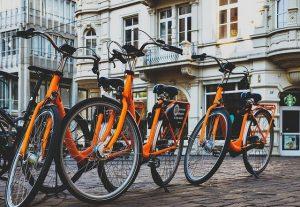 stad fiets