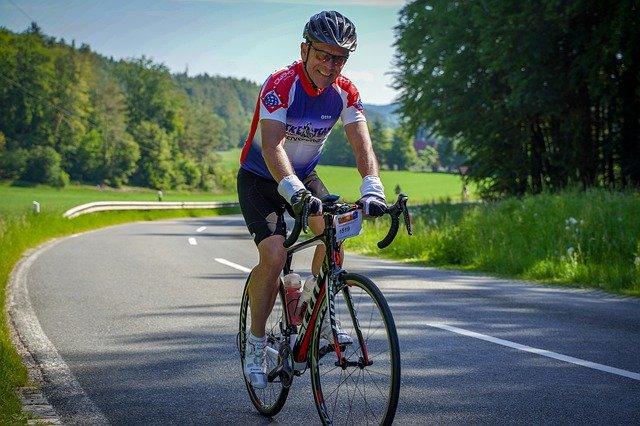 fiets race
