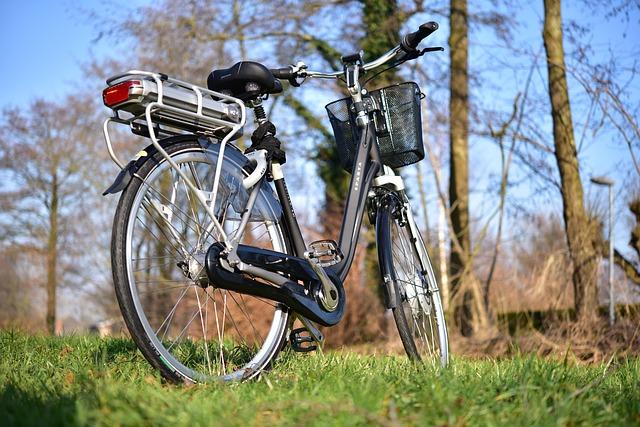 e fietsen